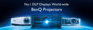 BenQ Launches Projector And Curved Monitor