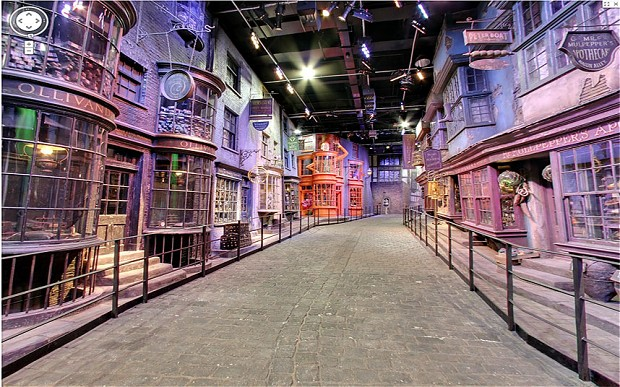Virtually Visit Hogwarts As Google Arts & Culture Transports You Into The Globe Of Harry Potter