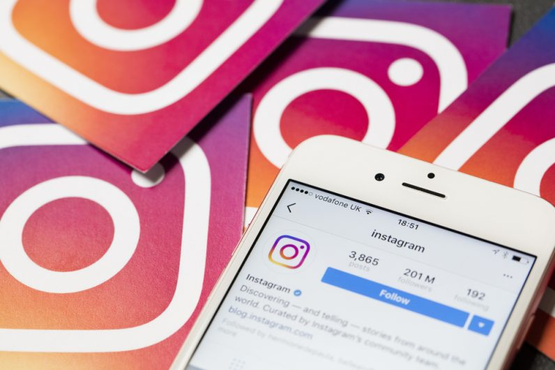 Account Bio Of Instagram Receives Support For @mentions And #hashtags