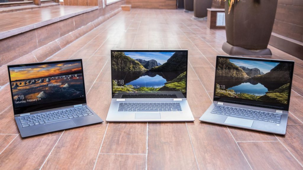 Lenovo Yoga 530 And Yoga 730 2-In-1 Devices With Support Of Alexa Rolled Out At MWC 2018