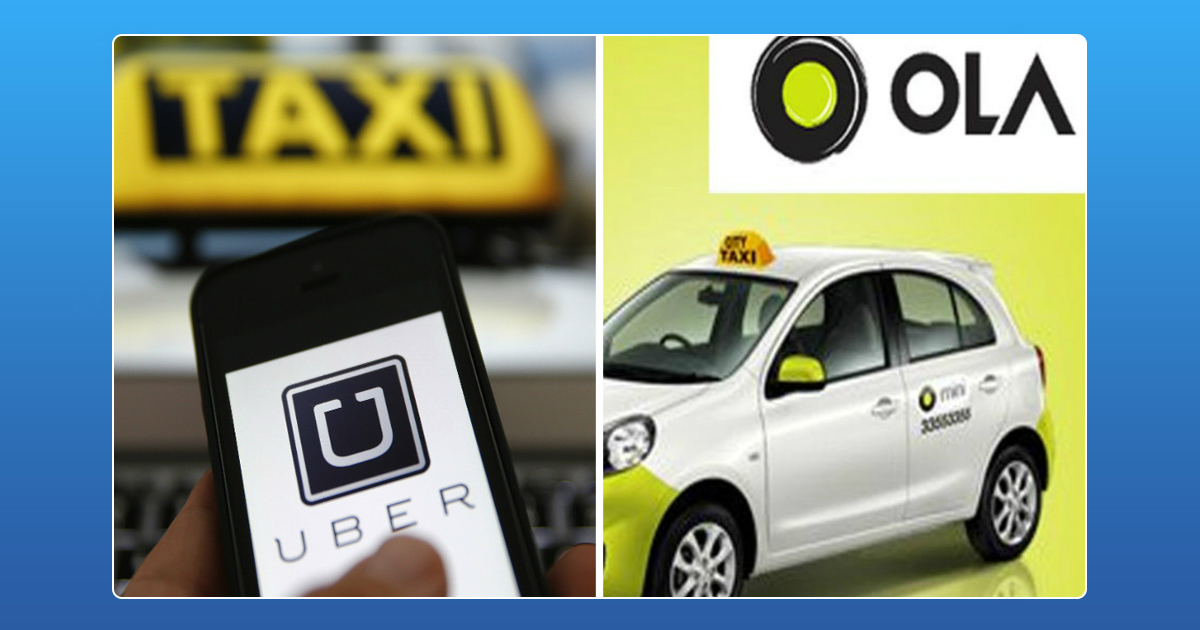Ola, Uber Go Off The Road, Call For Indefinite Strike