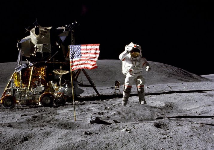 Vodafone Plans To Set 4G Network On The Moon By 2019