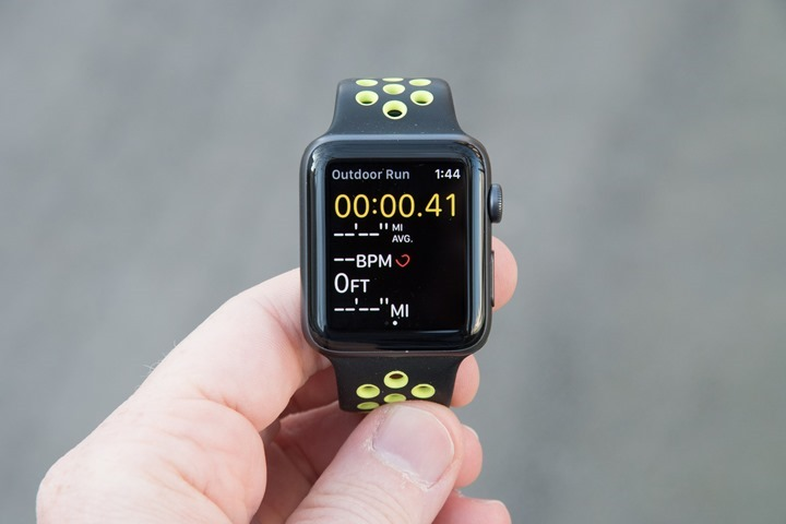 The New Apple Watch Beta Comprises Warning For Old Applications