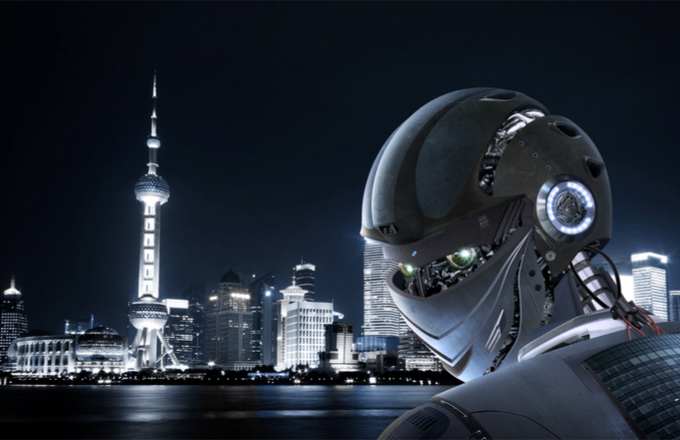 China Now Has The World's Most Priceless AI Startup
