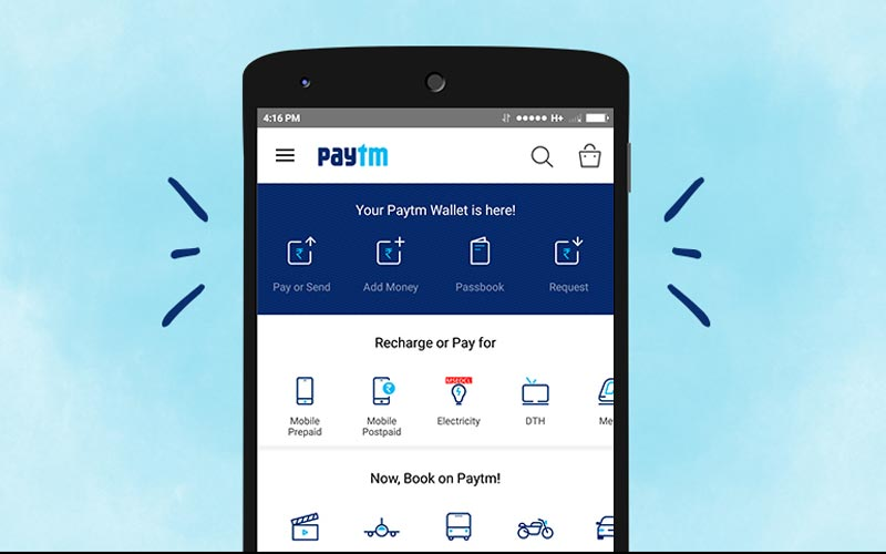 iOS App Revamped By Paytm With New Design, Enhanced Navigation
