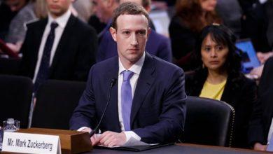 Mark Zuckerberg Promises To Keep Developing In His Speech
