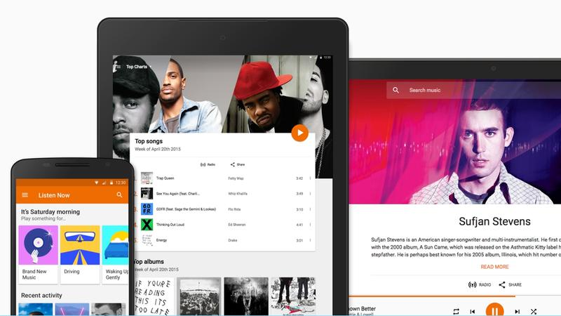 Google Announces Complex Confusing Changes In Music And Backup Services