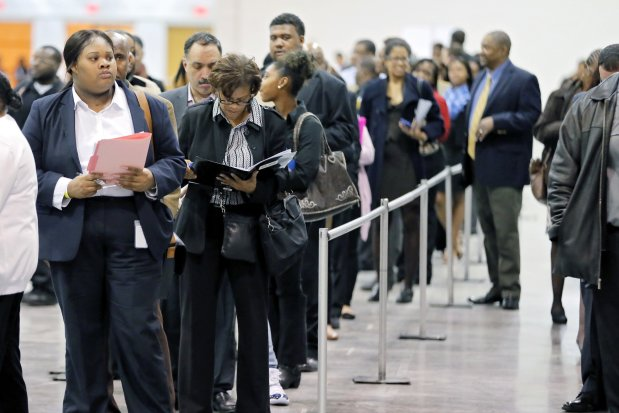 US Jobless Rate Goes Below 4% But Pic Far From Rosy