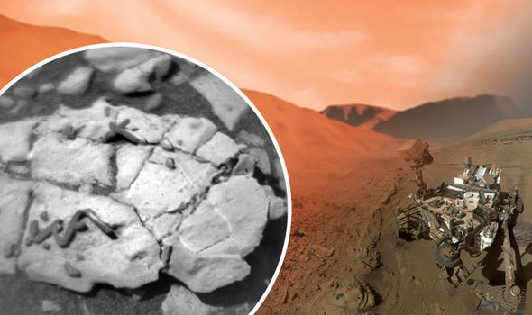 Study: The Red Planet's Rocks Hold The Proof Of The Existence Of Life