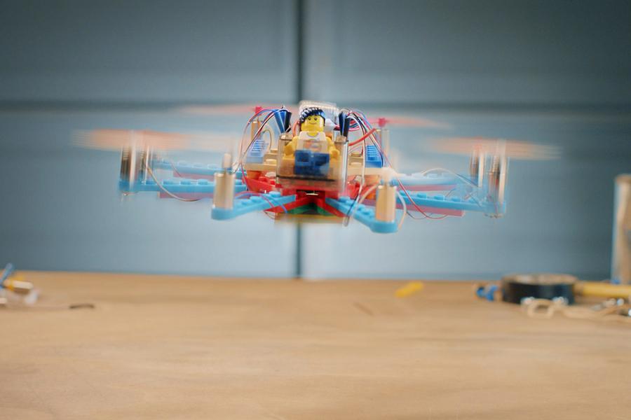 MIT Researchers Develop VR Testing Ground to Securely Coach Autonomous Drones