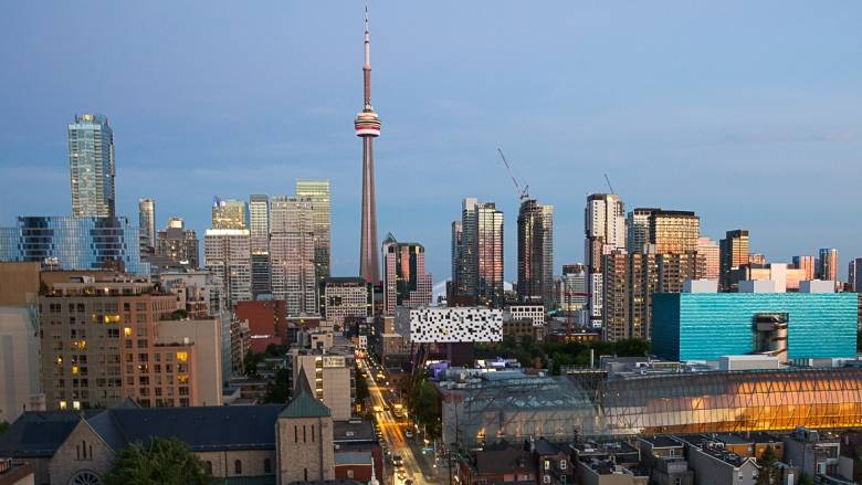 Digital City Model Shapes Up In Toronto