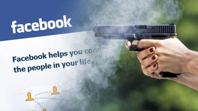 Facebook Bans Ads For Weapon Accessory To Users Below 18
