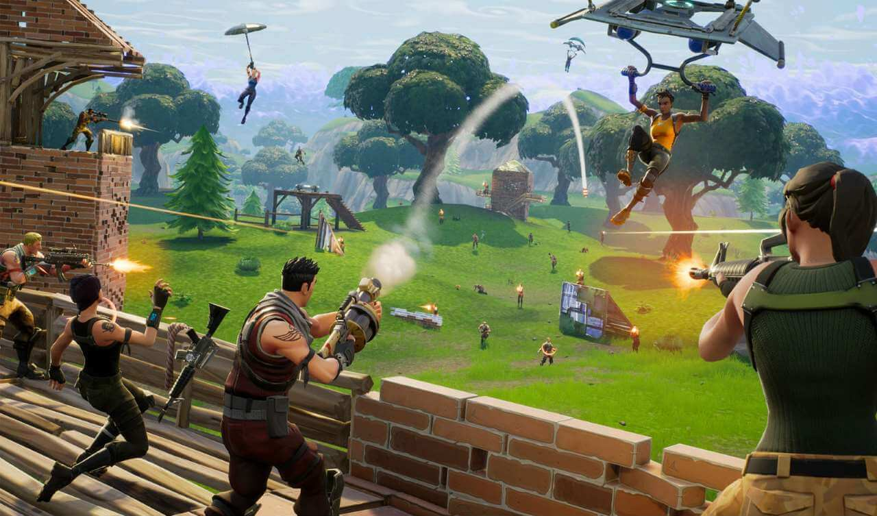 Fortnite In Legal Trouble For Duplicating Competitor's Game