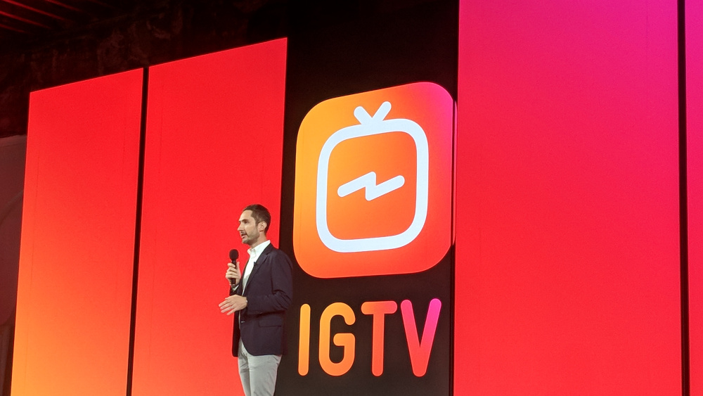 "Instagram ""IGTV"" Video Hub For Creators Rolls Out This Week"