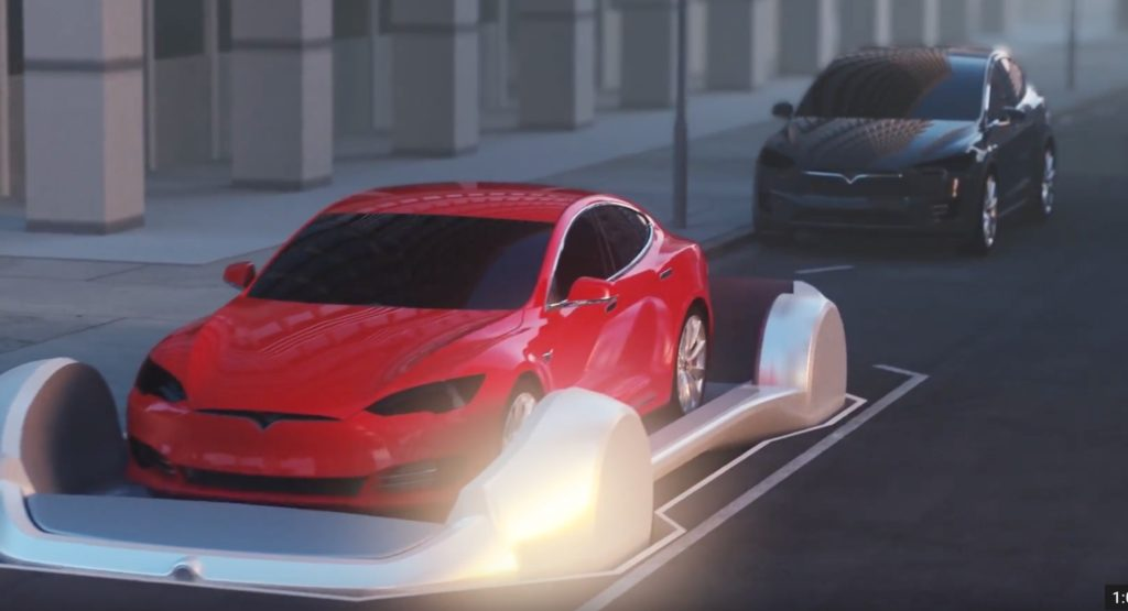 Running The Tunnels Of The Boring Company Through Tesla Products