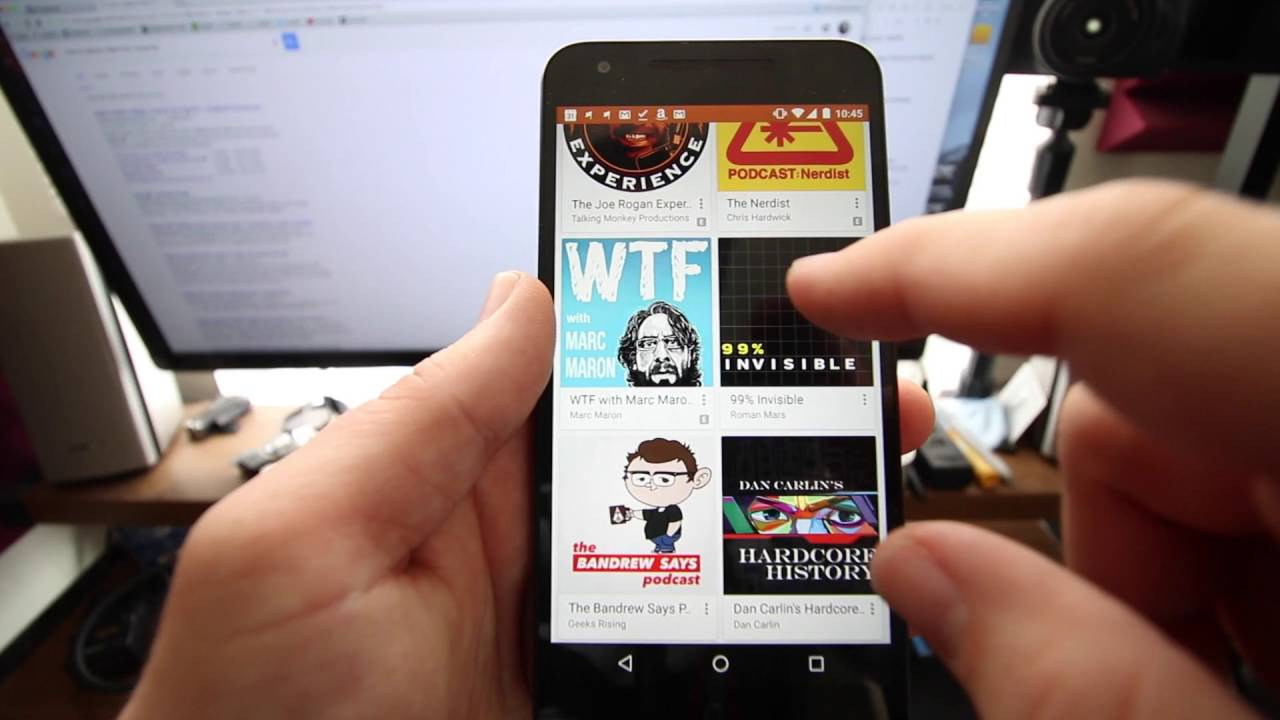 Google Rolls Out Podcasts Application On Android