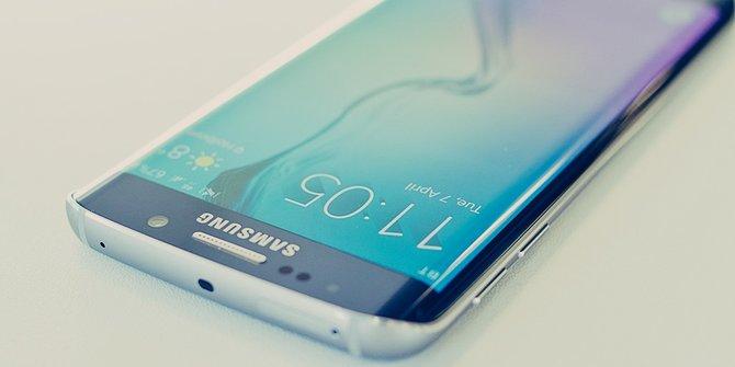 Samsung Allegedly Operating On A Full Bezel-Less Handset