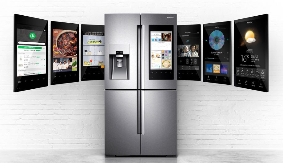 Samsung Launches Family Hub In India With A Smart Refrigerator