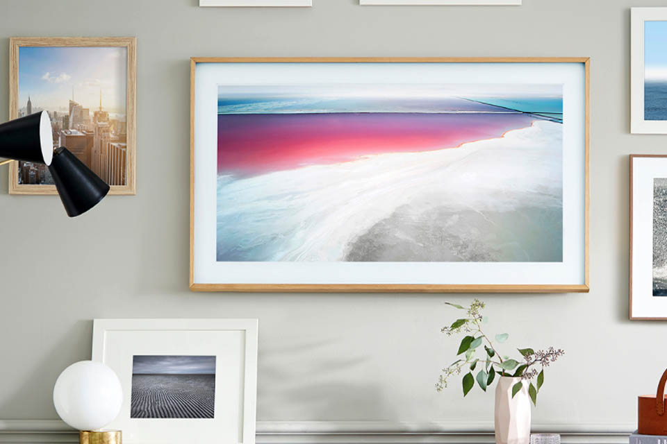 Additional Details Of Samsung's Upgraded Frame TV Come To Light