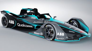 Mercedes Reveals Its First Formula E Race Vehicle