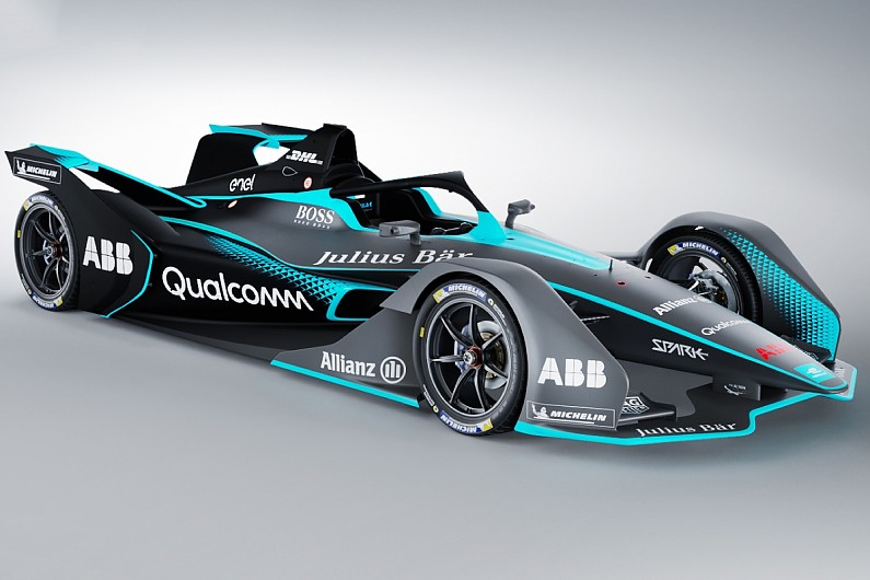 Mercedes Reveals Its First Formula E Race Vehicle