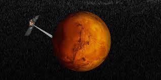 Researchers Find New Proofs Of Existence Of Deep Water Lake On Mars