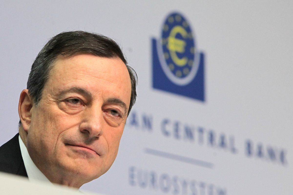 The ECB Is Still Trying To Save The Economy